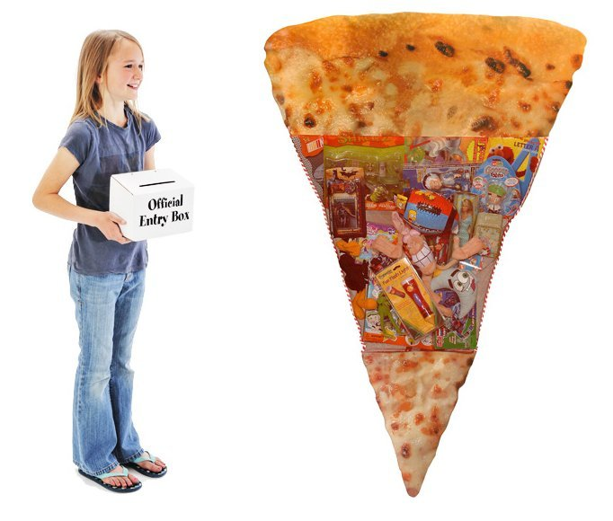 Giant Pizza Promotion
