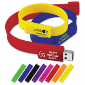 bracelet flash drive