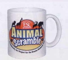 Advertising Specialty promotional mug