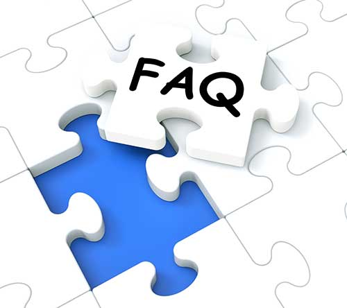Promotional Products Frequently Asked Questions