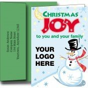 custom Christmas Greeting Cards
