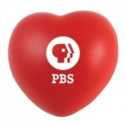 heart shaped promo item