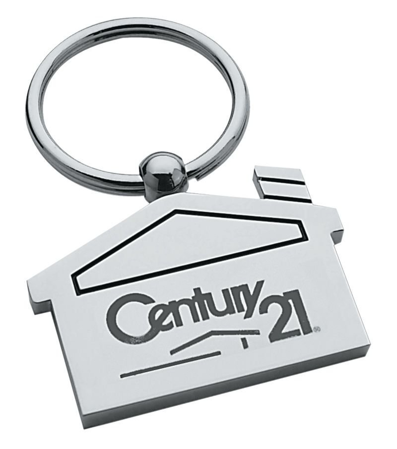 House shaped promotional items for Business cards shaped like a house