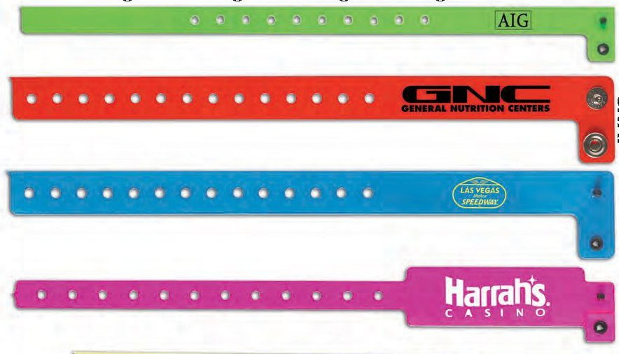 Id Control Bracelets