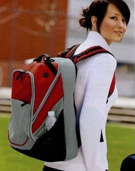 imprinted promotional backpacks