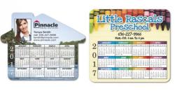 imprinted magnet calendars