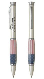 patriotic ink pen