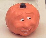 pumpkin smiling stress reliever