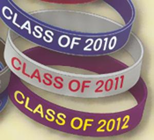 School Spirit Bracelets - Bagwell Promotions