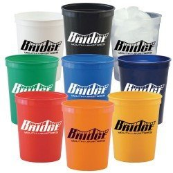 Imprinted Promotional Stadium Cups