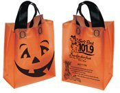 more imprinted halloween bags