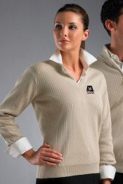 emroidered sweater