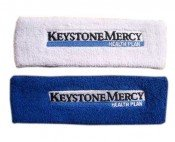 imprinted promotional headbands