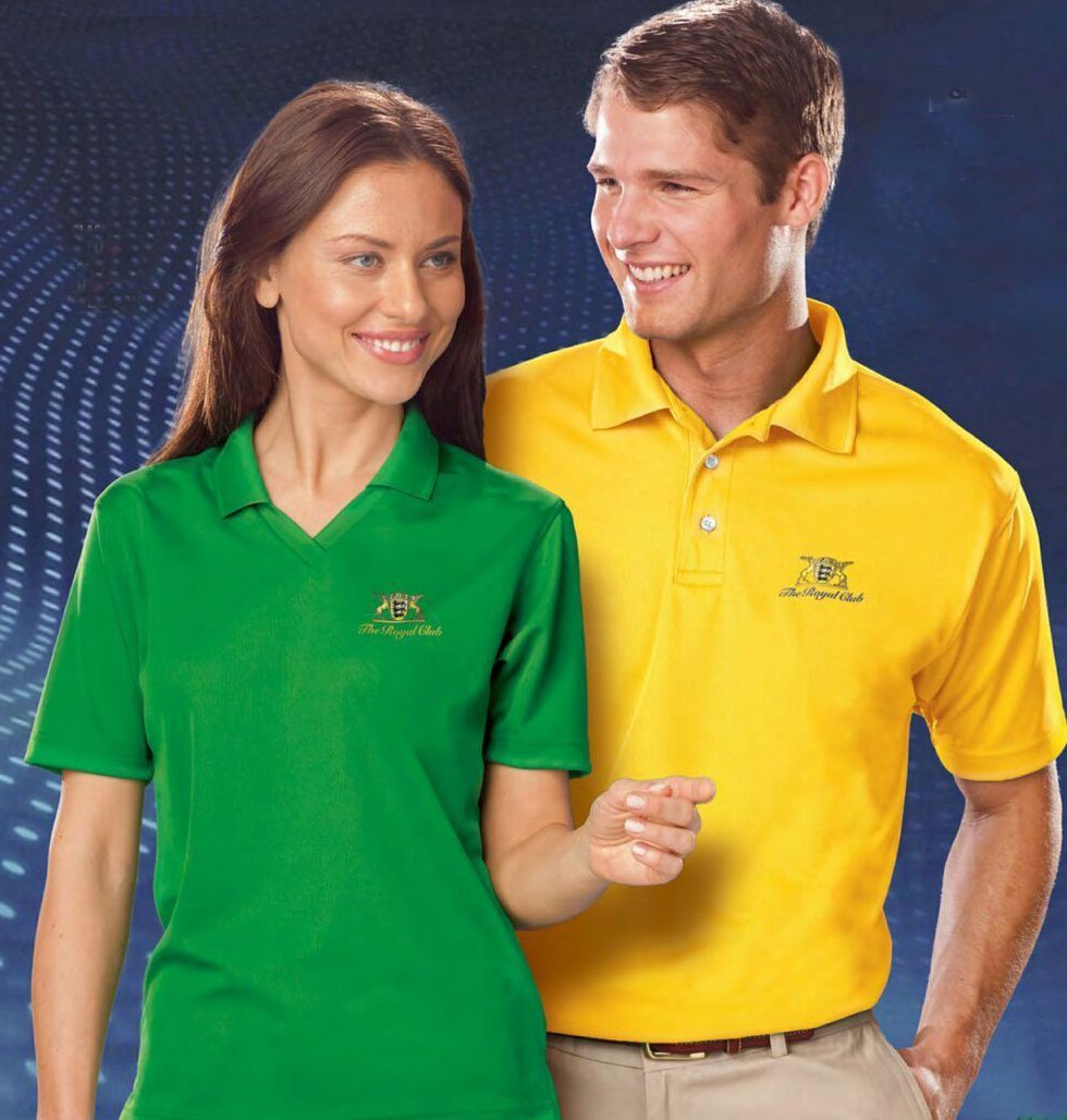 Embroidered Polo Golf Shirts Bagwell Promotions