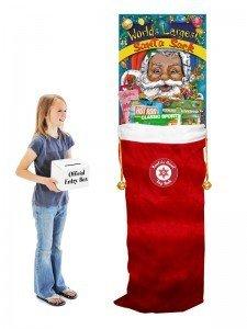 6 foot Santa Sack