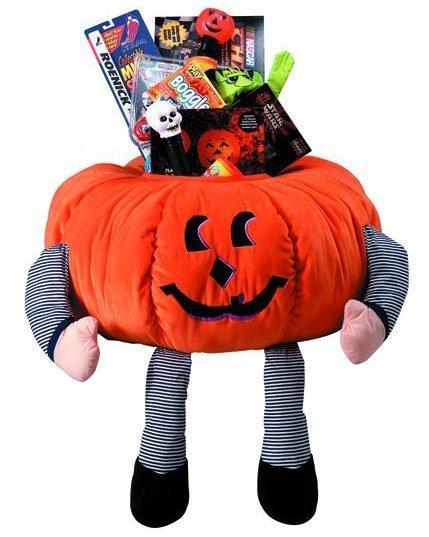 giant pumpkin promo