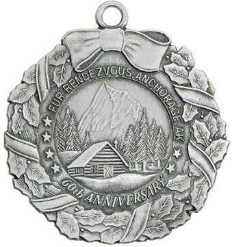Custom Pewter Ornaments from Bagwell Promotions