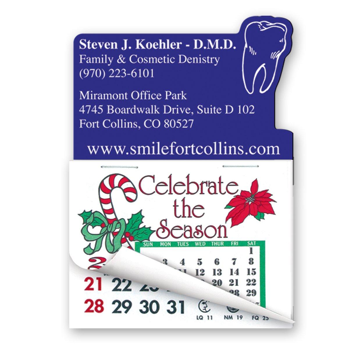 Dentist Magnet Calendar