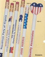 Political Pencils