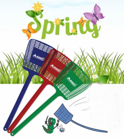 promotional fly swatters