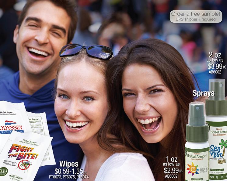 promotional zika virus protection