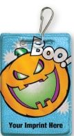Halloween zipper pull