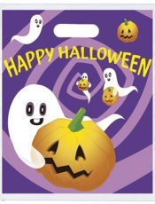 Digital Full Color Halloween Bags