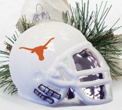 Football Shaped Promotional Ornament