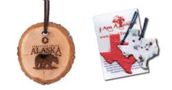Special Shaped Promotional Ornaments