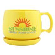 Corn Plastic Mug
