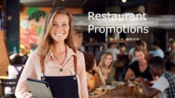 Restaurant Promotions