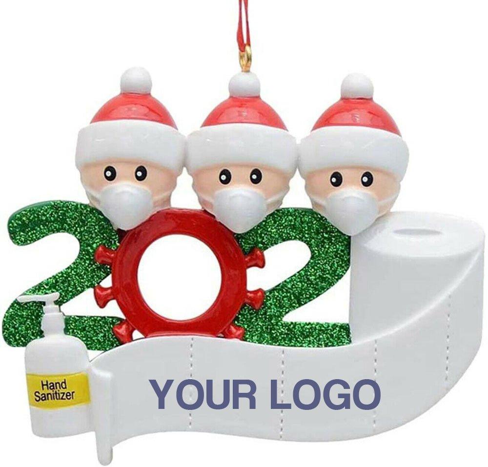 COVID Ornaments 3