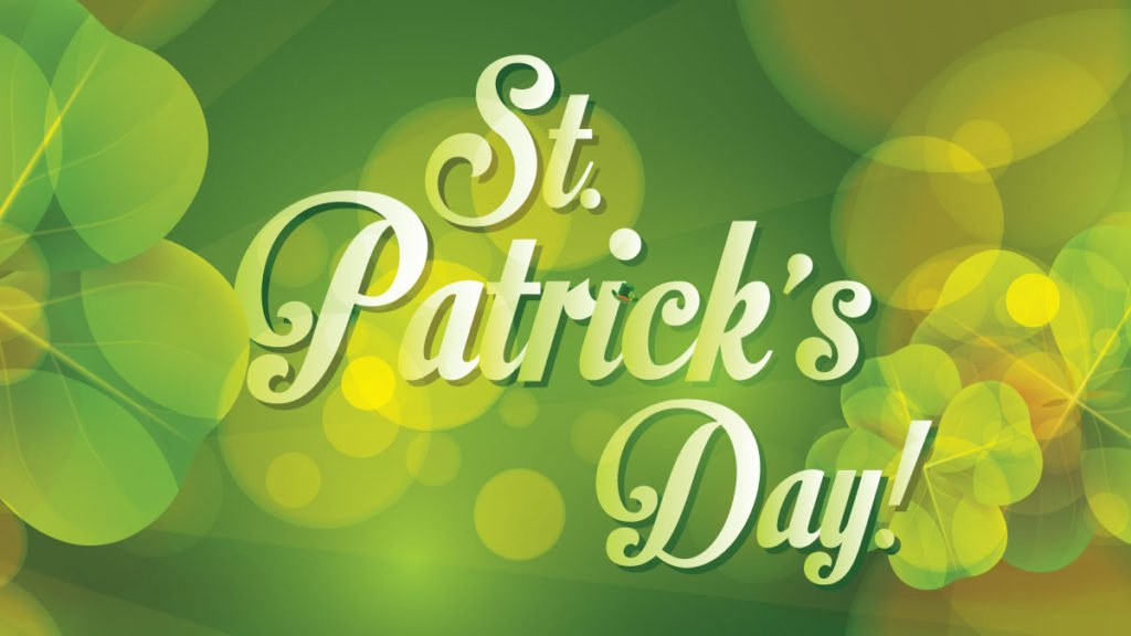 St. Patrick's Day Promotions