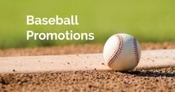 baseball promotions