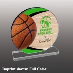 basketball theme award