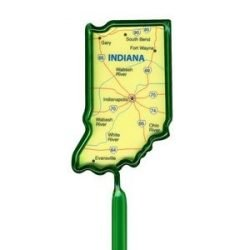 Indiana Shaped Ink Pen