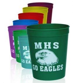 School Stadium Cups